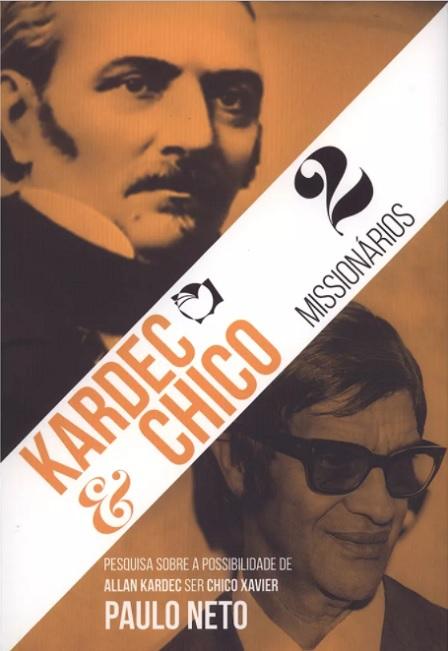KARDEC E CHICO 2 MISSIONARIOS