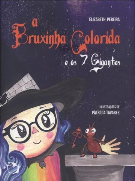 BRUXINHA COLORIDA E OS 7 GIGANTES - INFANTIL
