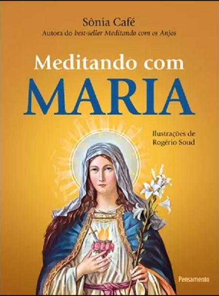 MEDITANDO COM MARIA - BOLSO