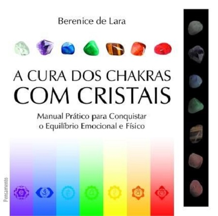 CURA DOS CHAKRAS COM CRISTAIS (A)