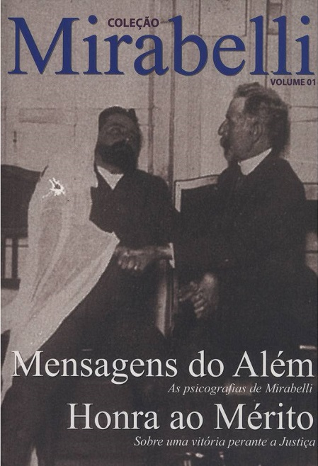 COLECAO MIRABELLI - VOL 1 - MENSAGENS DO ALEM
