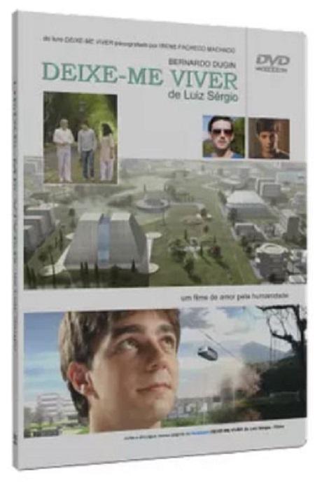 DEIXE ME VIVER - O FILME -  DVD