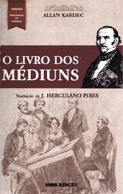 LIVRO DOS MEDIUNS -NORMAL - EDICEL - BOA NOVA