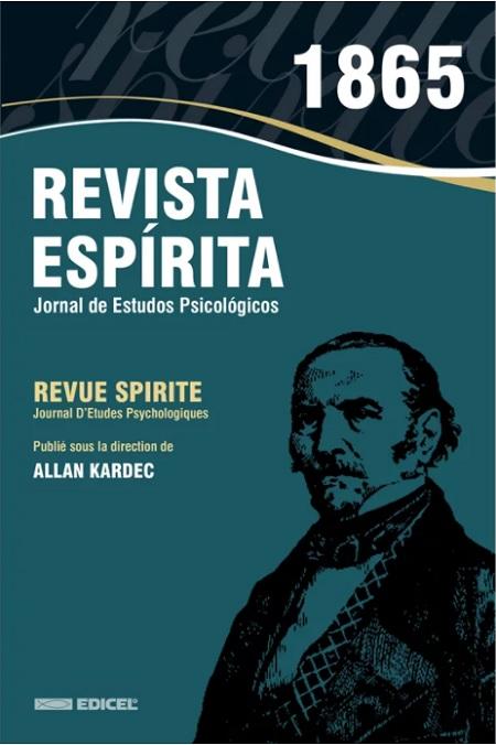REVISTA ESPIRITA 1865 - EDICEL