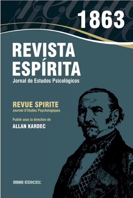 REVISTA ESPIRITA 1863 - ANO VI - EDICEL