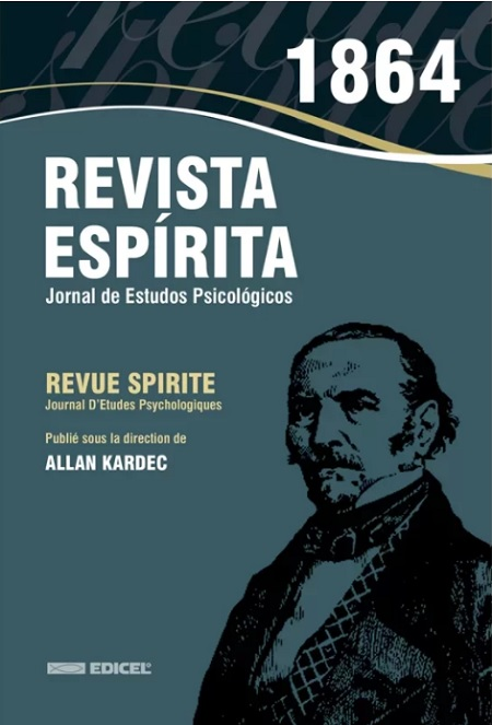 REVISTA ESPIRITA 1864 - ANO VII - EDICEL