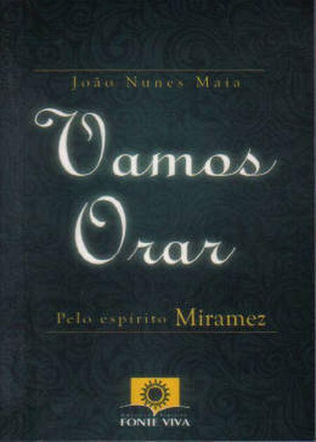 VAMOS ORAR (BOLSO)