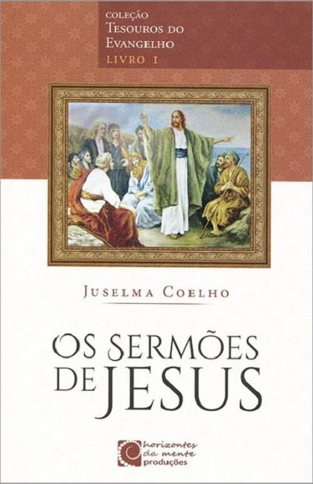 TESOUROS DO EVANGELHO - LIVRO 1