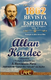 REVISTA ESPIRITA 1862 - VOL V - LAKE
