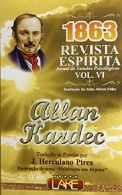 REVISTA ESPIRITA 1863 - VOL VI - LAKE