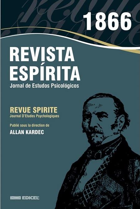 REVISTA ESPIRITA 1866 - EDICEL
