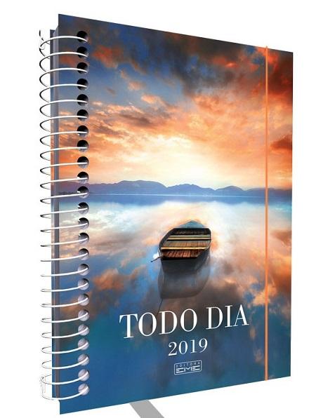 TODO DIA 2019 - ESPIRAL CAPA DURA
