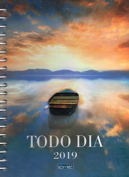 TODO DIA 2019 - BOLSO ESPIRAL - CAPA DURA