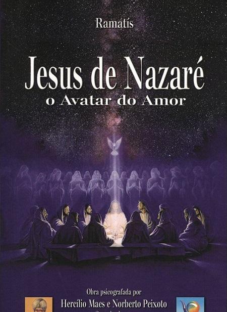 JESUS DE NAZARE O AVATAR DO AMOR - NOVO PROJETO