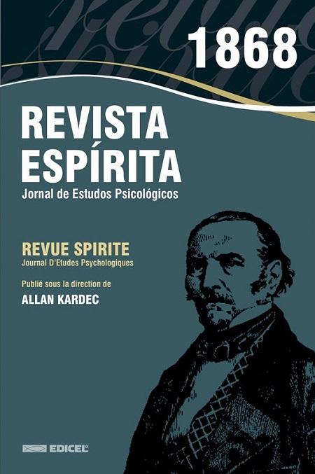REVISTA ESPIRITA 1868 - EDICEL