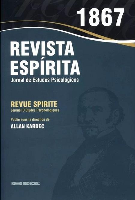 REVISTA ESPIRITA 1867 - EDICEL