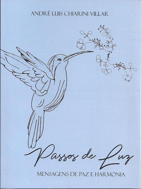 PASSOS DE LUZ - LIVRO