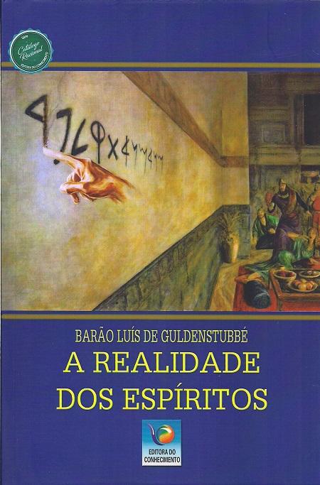 REALIDADE DOS ESPIRITOS (A) - NOVO PROJETO