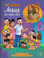 JESUS NO MEU LAR - INFANTO JUVENIL
