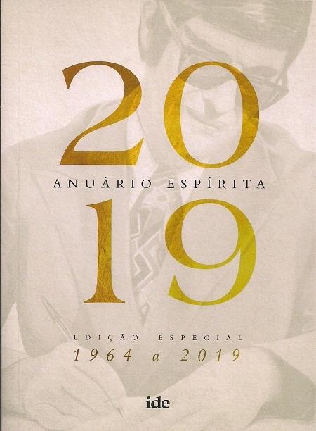 ANUARIO ESPIRITIA 2019