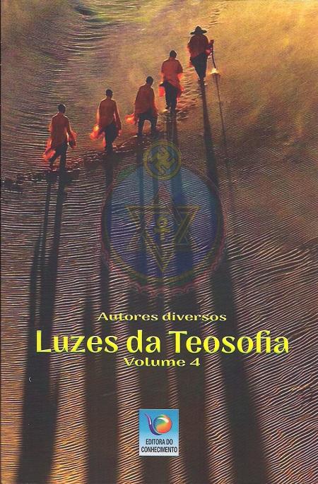 LUZES DA TEOSOFIA - VOL 4