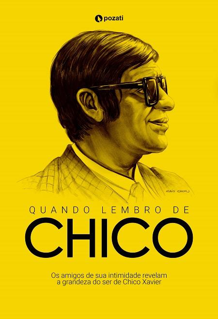 QUANDO LEMBRO DE CHICO - DVD - POZATI