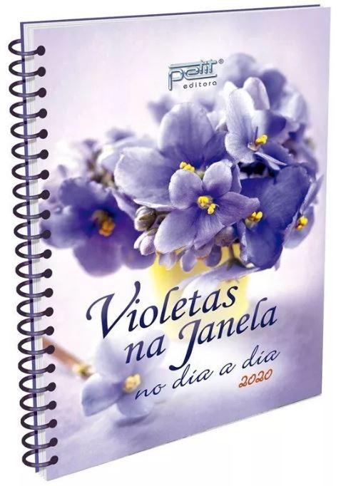 VIOLETAS NA JANELA 2020 - NO DIA A DIA - ESPIRAL