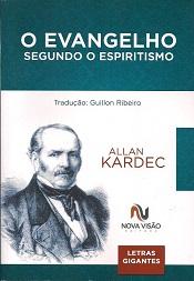 EVANGELHO  SEGUNDO O ESPITISMO (O) - LETRAS GIGANTES