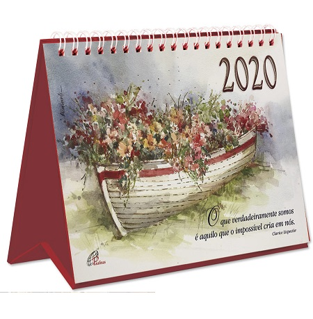 CALENDARIO DE MESA 2020
