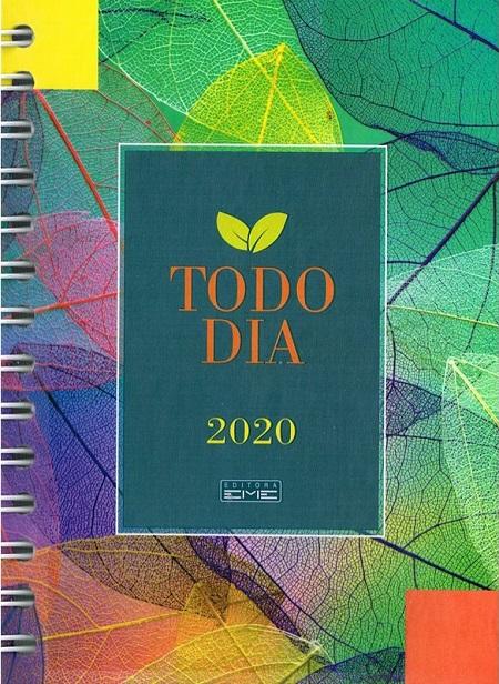 TODO DIA 2020 - WIRE-O - CAPA DURA