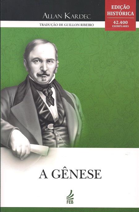 GENESE (A) - GUILLON - EDICAO HISTORICA