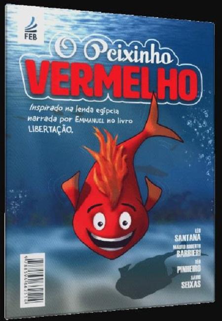 PEIXINHO VERMELHO (O) - INFANTIL - FEB