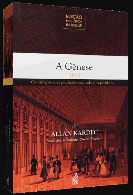 GENESE (A) - 1868 - BILINGUE
