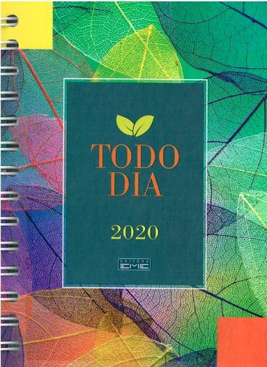 TODO DIA 2020 - WIRE O - CAPA DURA - PEQUENA