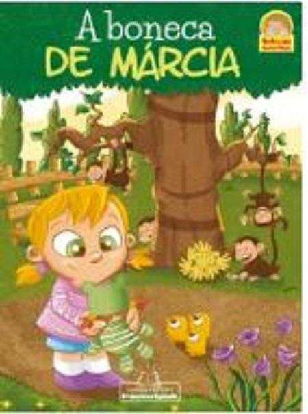 BONECA DE MARCIA (A) - INFANTIL