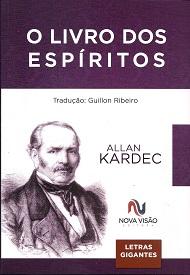 LIVRO DOS ESPIRITOS (O) - LETRAS GIGANTES - BOA NOVA