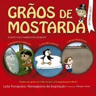 GRAOS DE MOSTARDA - INF - VOLUME VERMELHO - SEMEADOR