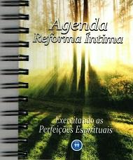 AGENDA REFORMA INTIMA - EXERCITANDO AS PERFEICOES ESPIRITUAIS