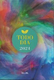 AGENDA TODO DIA - 2021 WIRE O CAPA DURA - ESPIRAL