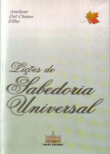 LICOES DE SABEDORIA UNIVERSAL