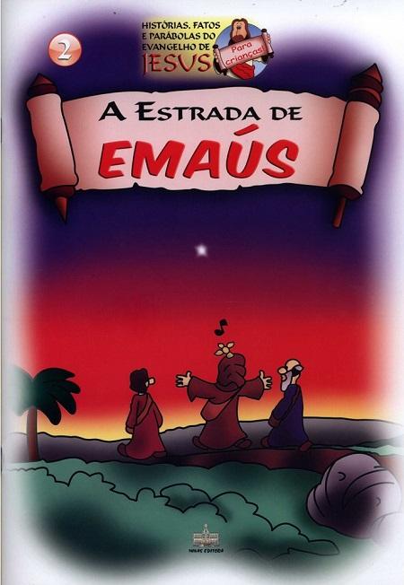 ESTRADA DE EMAUS (A) - INFANTIL