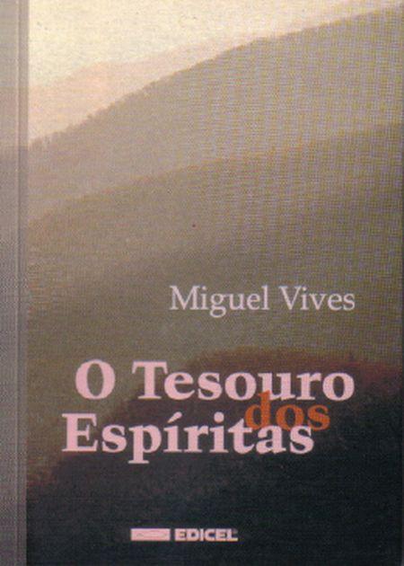 TESOURO DOS ESPIRITAS (O) -  (BOLSO)
