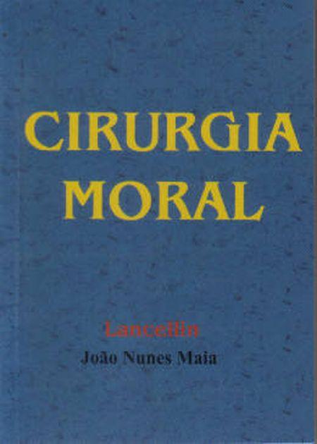 CIRURGIA MORAL (BOLSO)