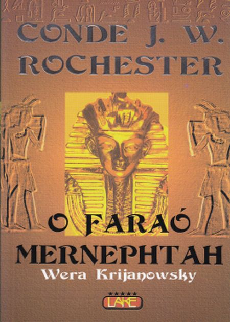 FARAÓ MERNEPHTAH (O) - LAKE
