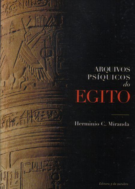 ARQUIVOS PSIQUICOS DO EGITO
