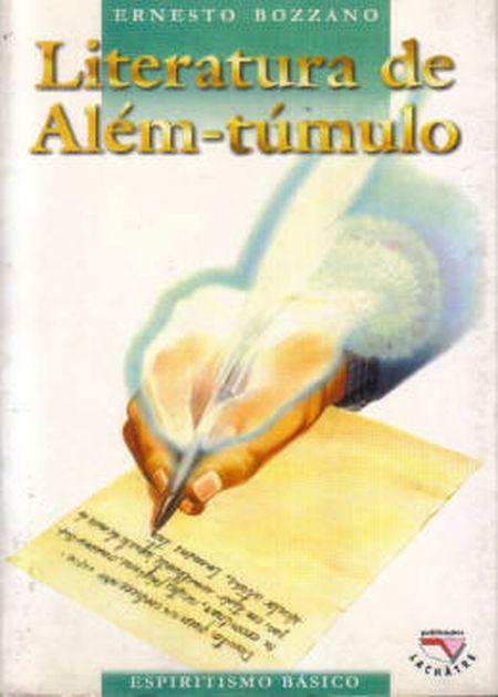 LITERATURA DE ALEM-TUMULO
