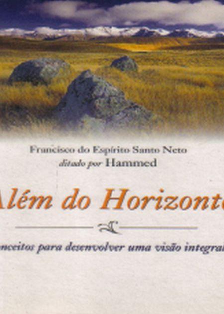 ALEM DO HORIZONTE (BOLSO)