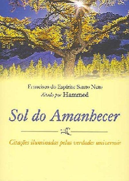 SOL DO AMANHECER (BOLSO)