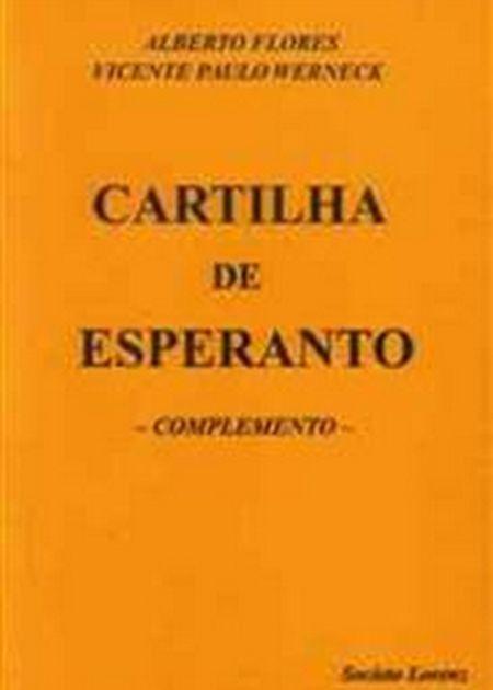 CARTILHA DE ESPERANTO - COMPLEMENTO