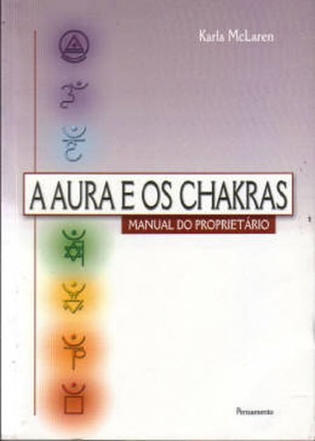 AURA E OS CHAKRAS (A) MANUAL DO PROP.